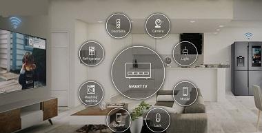 hoor baneh24 - تلویزیون LED اسمارت SAMSUNG مدل 55NU8000