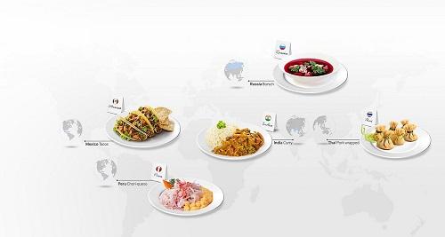 بانه کالا - محصولات سامسونگ - مایکروویو 40 لیتری - HOOR