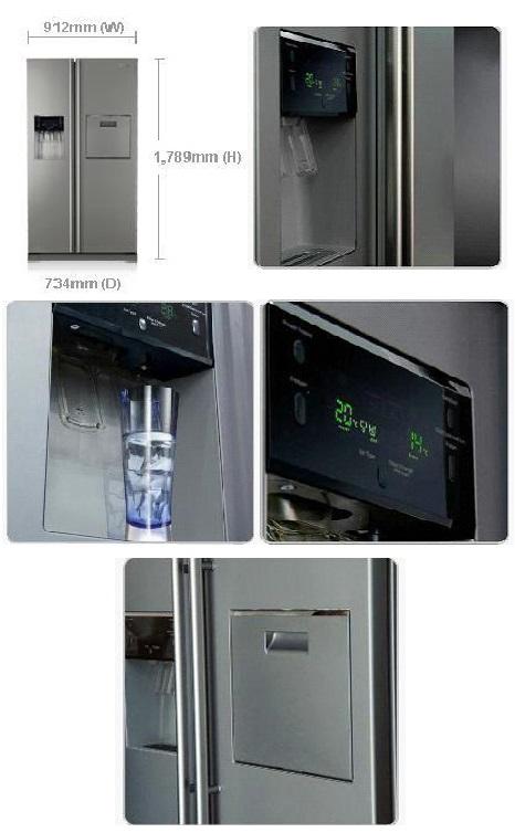 بانه کالا - بانه 24 - خرید یخچال فریزر از بانه - سامسونگ