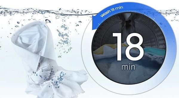 قیمت و مشخصات لباسشویی WW70T3010BW در بانه