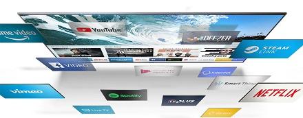 خرید تلویزیون ال ای دی 65 اینچ سامسونگ مدل ru7440 بانه