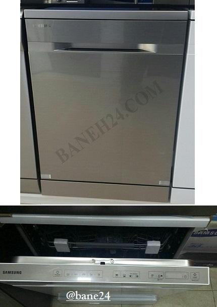 ماشین ظرفشویی - خرید از بانه - هور کالا - سامسونگ DW60K8550FS