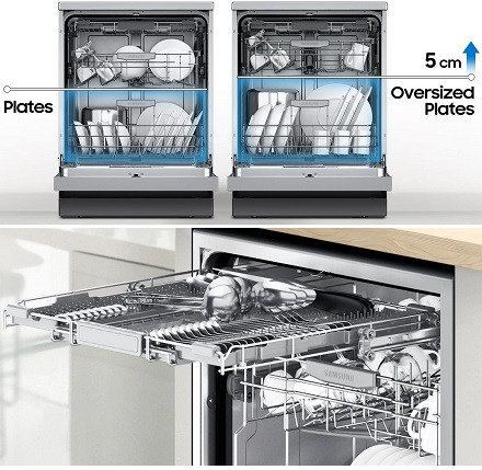بازرگانی هور - ظرفشویی سامسونگ - ارزان بانه