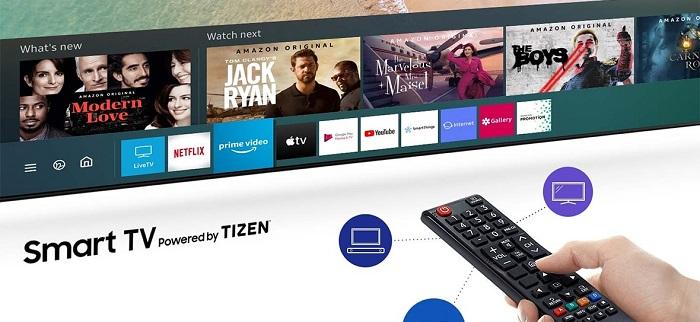 محصولات خانگی بانه 24 تلویزیون 32 اینچ اسمارت 32T5300