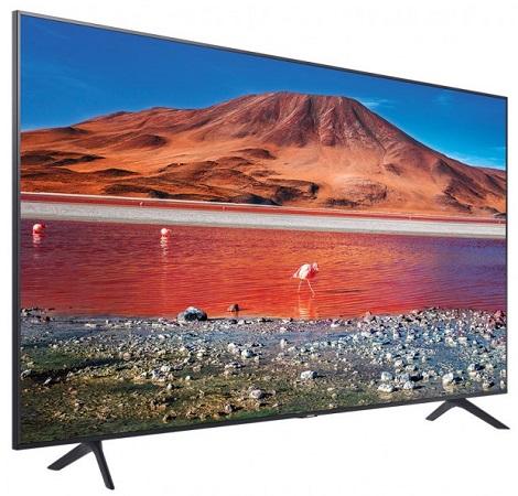 عرضه تلویزیون اسمارت 4k سامسونگ tu7100 بانه کالا  58 اینچ