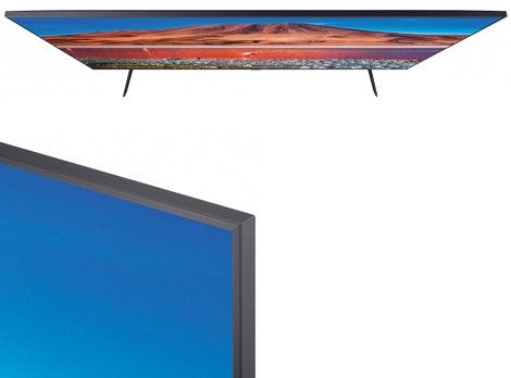 قیمت تلویزیون 55tu7100 سامسونگ بانه