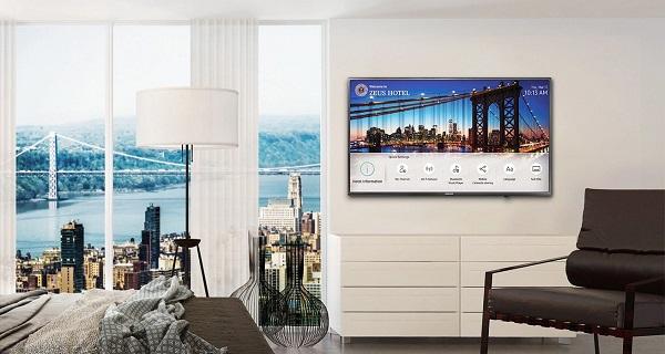 تلویزیون اسمارت 65 اینچ سامسونگ 65AE890, خرید از baneh24