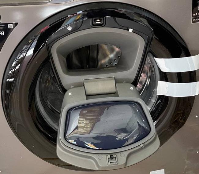 WW90T554DAN دارای قابلیت ادواش Add Wash