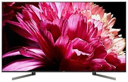 تلویزیون 55 اینچ 4k  x9500g بانه کالا هور