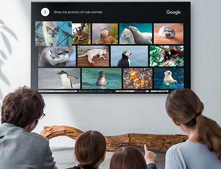 خرید از تلویزیون sony 65  x9500G