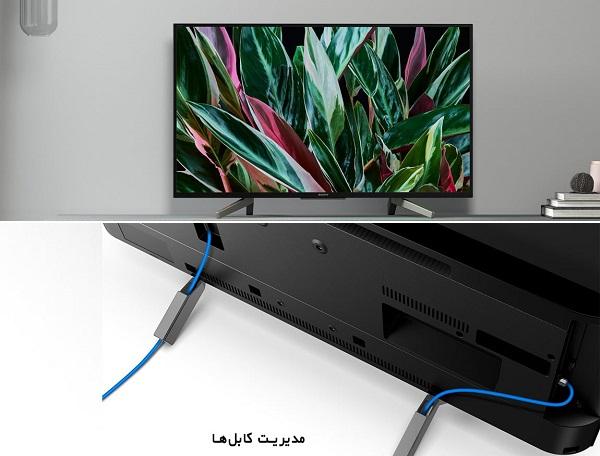 تلویزیون هوشمند سونی 49w800g بانه کالا
