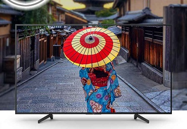 کیفیت عالی و قیمت ارزان تلویزیون led هوشمند 55 اینچ 4k سونی x7000g - کالا هور