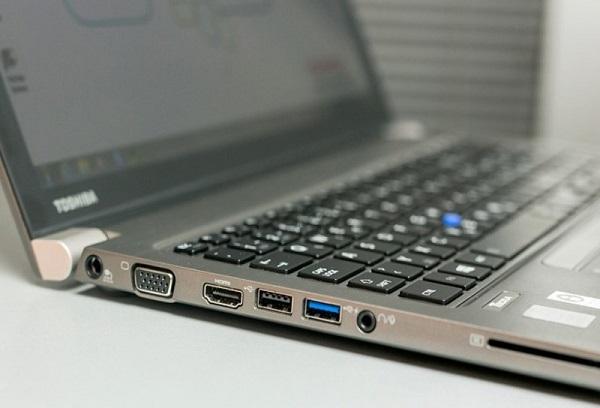 toshiba z50a ci_7 بانه استوک قیمت لپ تاپ