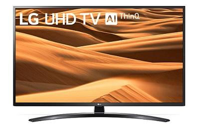 تلویزیون 65  ال جی مدل um7450 بانه قیمت