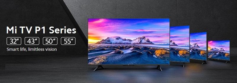 بانه کالا خرید ارزان انواع تلویزیونهای شیائومی