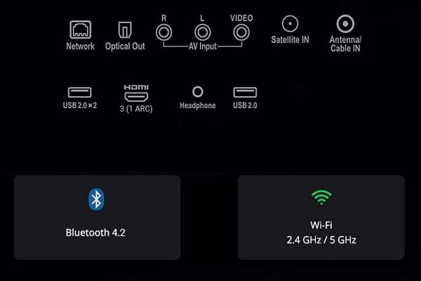 خرید ارزان تلویزیون در بانه l55m5-5asp دارای اندروید 9