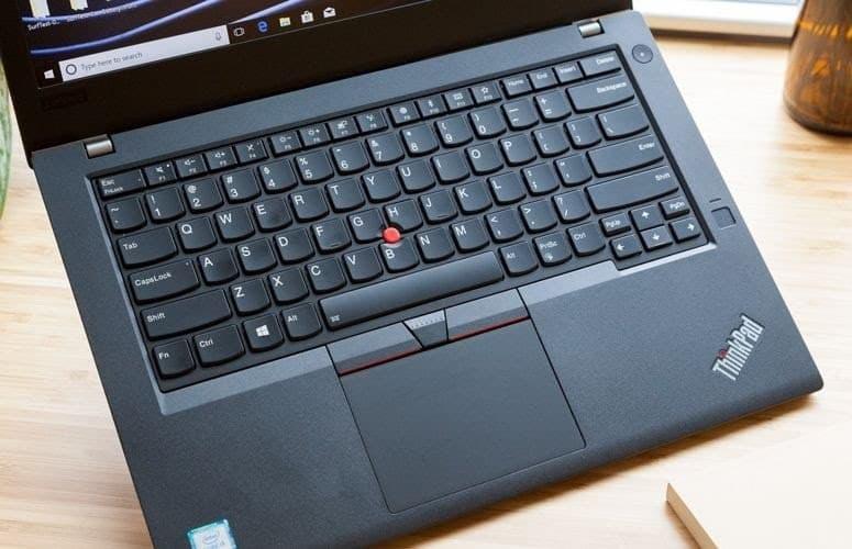 لپ تاپ 14 اینچ ThinkPad T480 خرید از بانه24