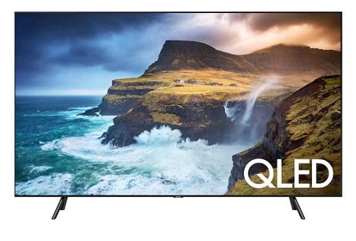 تلویزیون-65-اینچ-صفحه-تخت-سامسونگ-Samsung-QLED-4K-HDR-Q70R