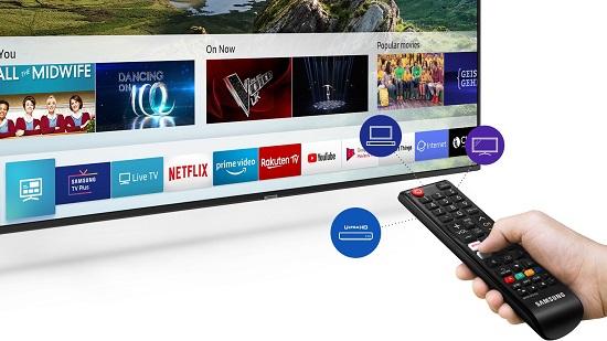 خرید تلویزیون - خرید محصولات سامسونگ از بازرگانی هور