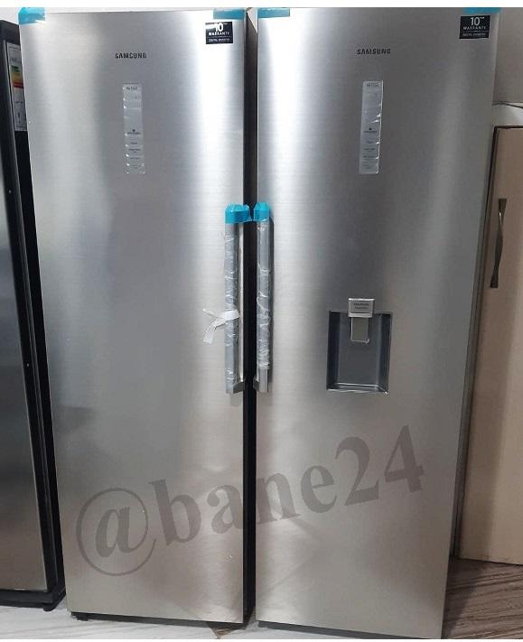 دو قلوی سامسونگ یخچال