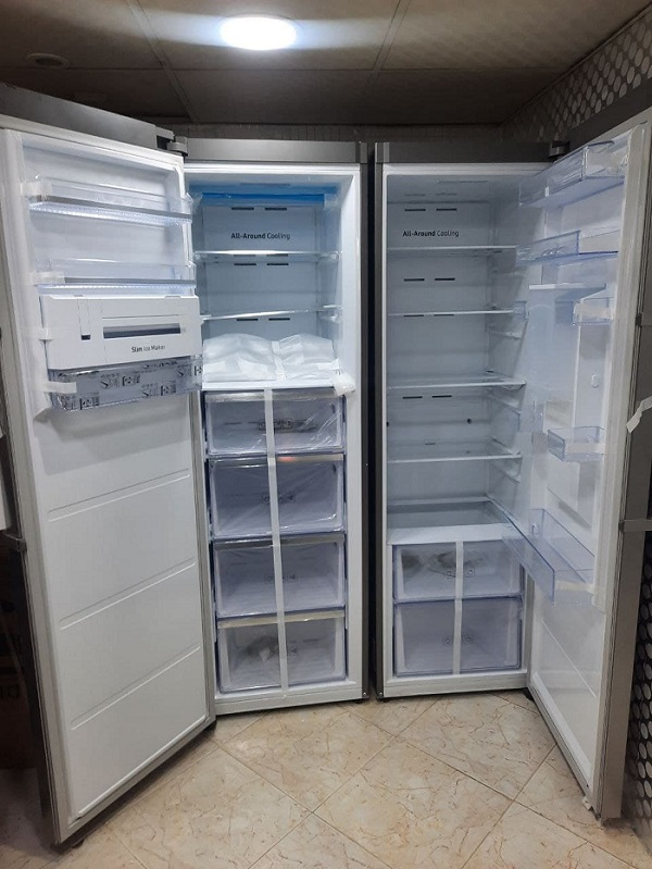 یخچال فریزر دوقلو سامسونگ