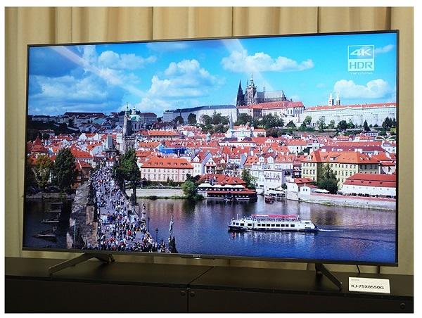 قیمت تلویزیون 65 اینچ سونی  مدل sk8500 بانه