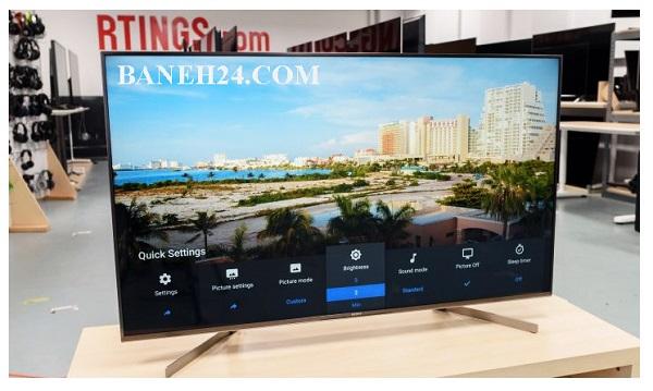 تلویزیون 65 اینچ سونی x9500g بانه خرید